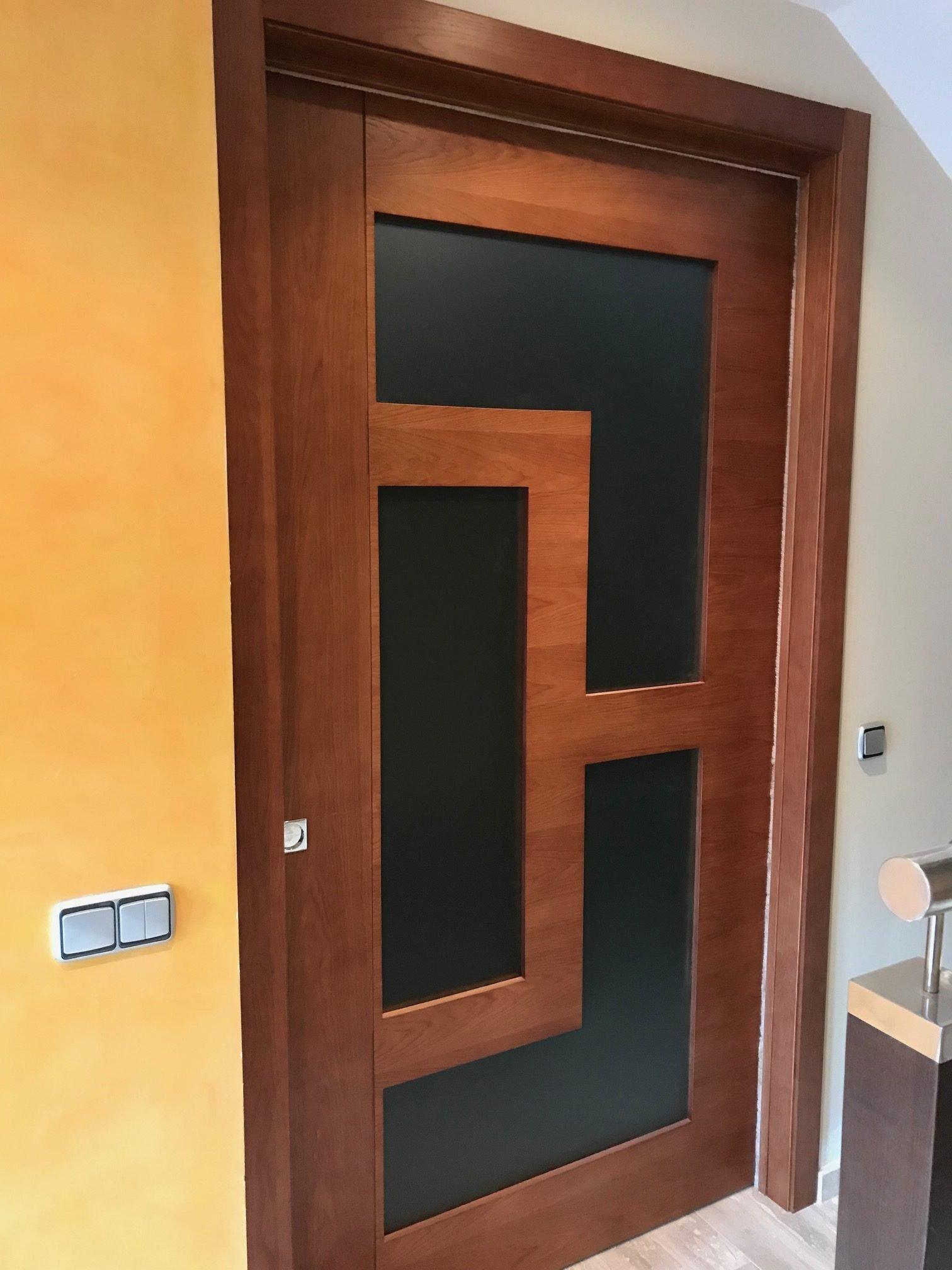 Puertas Acorazadas De Madera Doormader